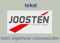 Joosten Transport Service